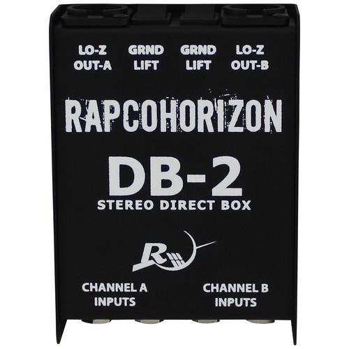 RapcoHorizon DB-2 Stereo Direct Box