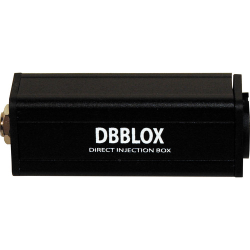 RapcoHorizon DBBLOX High to Low Signal Conversion Direct Injection Box