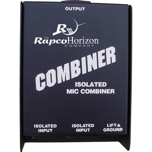 RapcoHorizon MC-1 Isolated Mic Combiner