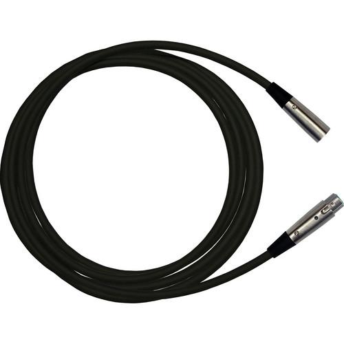 RapcoHorizon SM1-15 XLR Female to XLR Male Microphone Cable (15', Black)