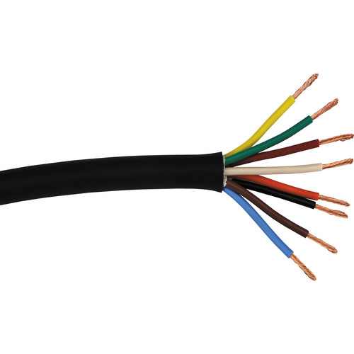 RapcoHorizon SPEAKER8 8-Conductor 13 AWG Stranded Bare Copper Unshielded Speaker Wire (250')