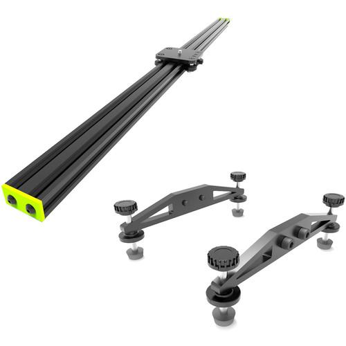 """Rat Rig 39"""" Single Rail V-Slider & Legs Kit"""