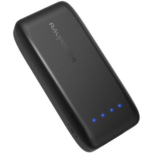 RAVPower 6700mAh Power Bank (Black)