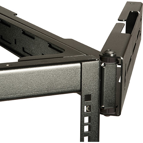 Raxxess On-Wall Swing-Out Mount for S2 Series Rack