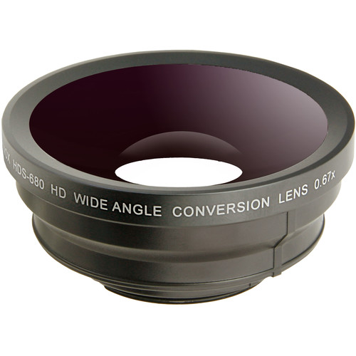 Raynox 0.67x Wide Angle Conversion Lens for Wide Zoom Cameras