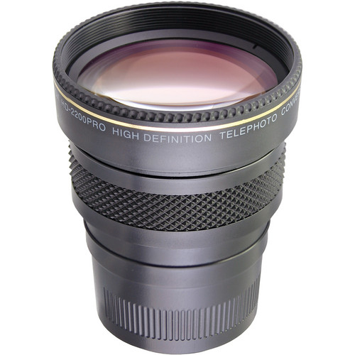 Raynox HD-2200PRO-LE+ 2.2x High-Definition Super Telephoto Conversion Lens