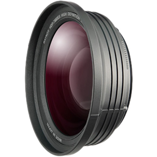 Raynox Tube Adapter for HDP-7880ES Wide Angle Lens & Select Sony Camcorders