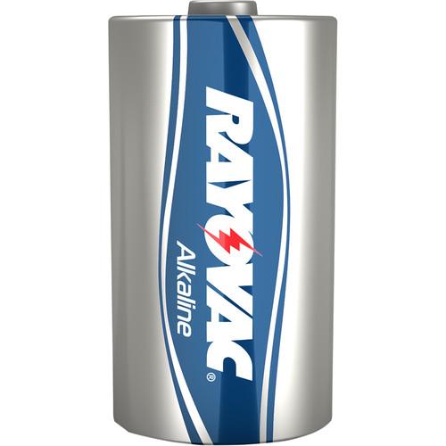 RAYOVAC D Alkaline Battery (105-Pack)