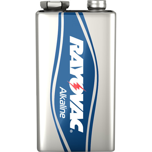 RAYOVAC 9V Alkaline Battery (210-Pack)