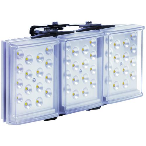 Raytec RAYLUX 150 White-Light LED Illuminator with Adaptive Illumination (10 to 30°, Silver)