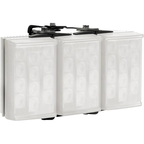 Raytec RAYLUX 150 White-Light LED Illuminator with Adaptive Illumination (50 to 180°, Silver)