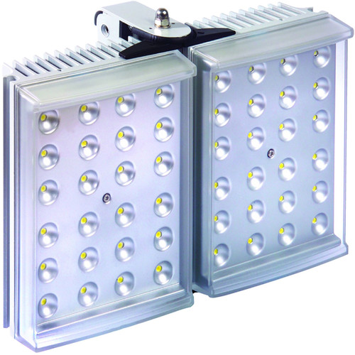 Raytec RAYLUX 200 White-Light LED Illuminator with Adaptive Illumination (120 to 180°, Silver)