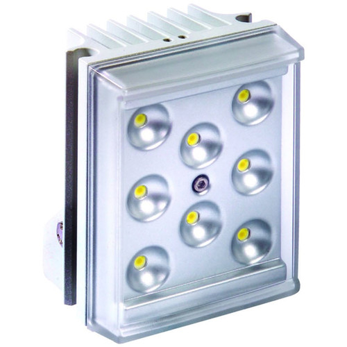 Raytec RAYLUX 25 White Light LED Illuminator with Adaptive Illumination (10°, Silver)