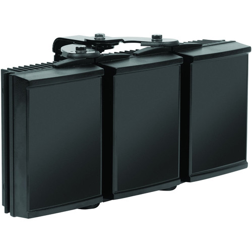 Raytec RAYMAX 150 Series Semi-Covert Illuminator (50 to 180°, Black)