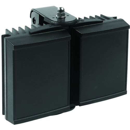 Raytec RAYMAX 50 Series Semi-Covert Illuminator (50 to 100°, Black)