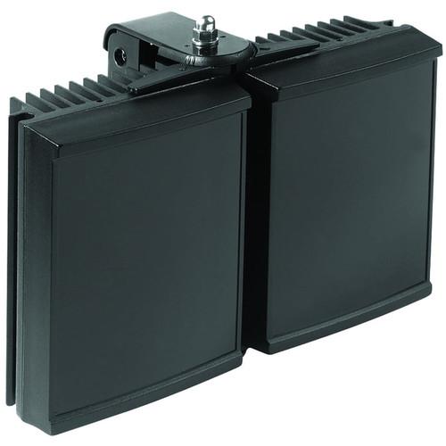 Raytec RM100-AI-50 Semi-Covert IR Illuminator with Power Supply (50 to 100°, Black)