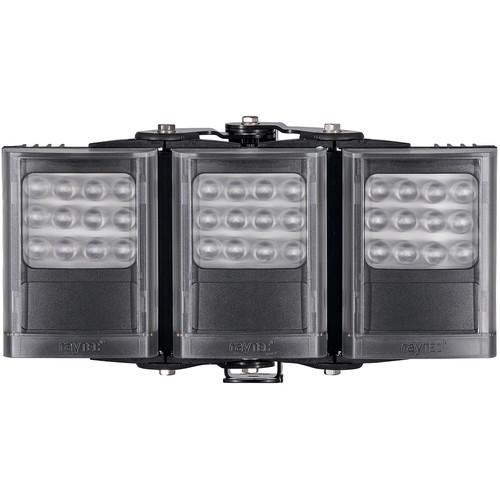 Raytec VAR2-i6-3 Long-Range Triple-Panel IR Illuminator (850nm, Black)