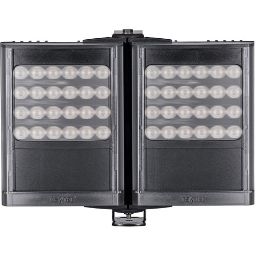 Raytec VAR2-I8-2-C Long-Range Double-Panel Covert IR Illuminator (940nm, Black)