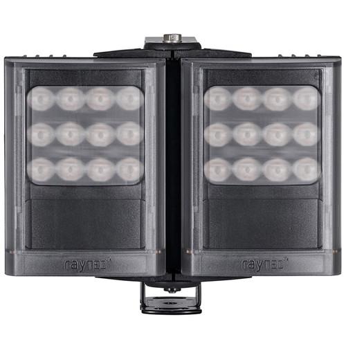Raytec VARIO2 IP PoE i6 Long-Range Semi-Covert Infrared Network Illuminator (850nm, 2 Panels, Black)