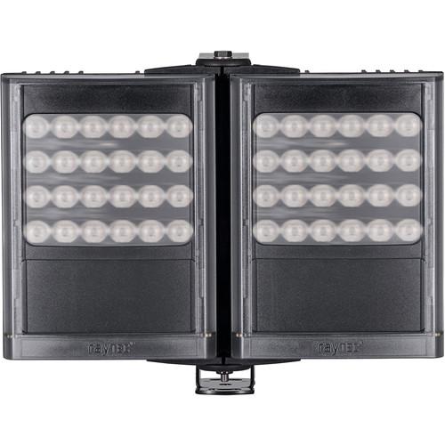 Raytec VARIO2 IP PoE i8 Long-Range Dual-Panel Covert Infrared Network Illuminator (940nm, Black)