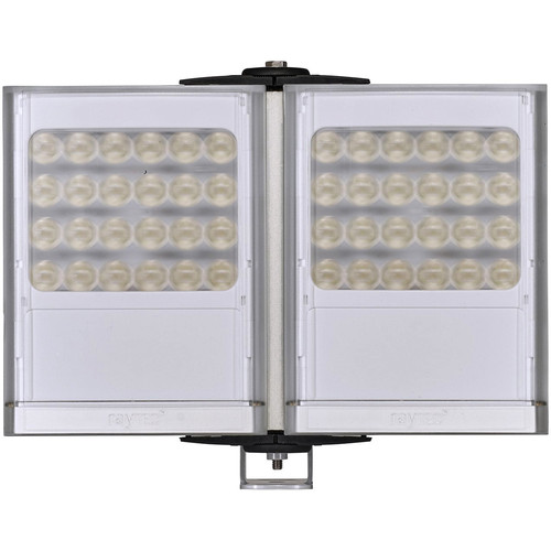 Raytec VARIO2 IP PoE w8 Medium-Range White Light Network Illuminator (Silver)