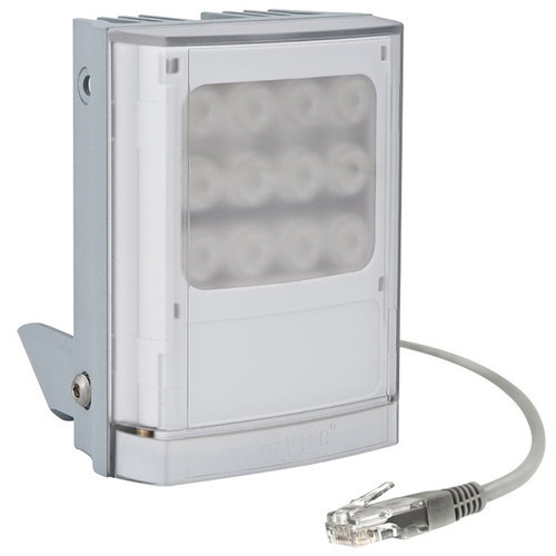 Raytec VAR2-POE-w4-1 Medium-Range White-Light PoE Illuminator (Silver)