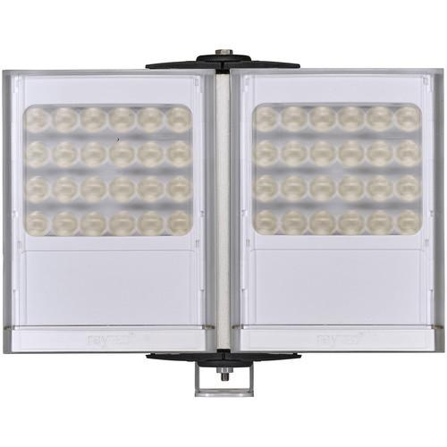 Raytec VARIO2 Long Range Double Panel White Light Illuminator with Adaptive Illumination (Silver)
