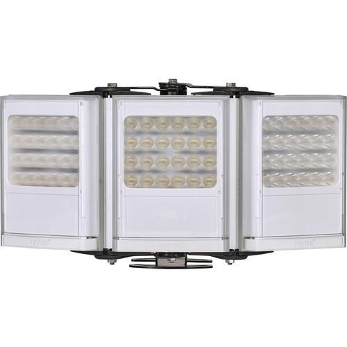 Raytec VARIO2 Long-Range Triple-Panel White Light Illuminator with Adaptive Illumination (Silver)