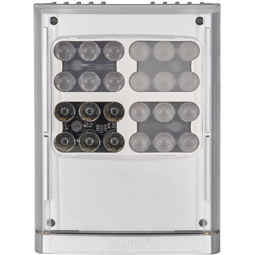 Raytec VARIO D-Zoom White Light LED Illuminator with Remotely Adjustable Beam Angle (Silver)