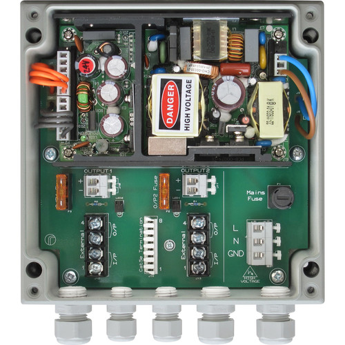 Raytec Power Supply Unit for 2x VARIO 8 Series Illuminators