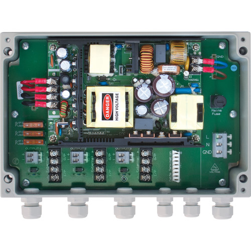 Raytec Power Supply Unit for 3x VARIO 8 Series Illuminators