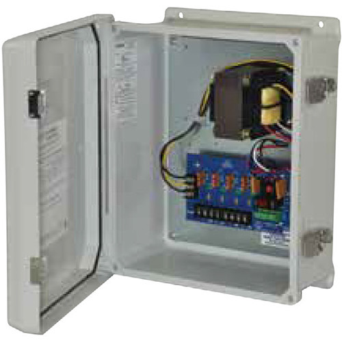 Raytec 4-Output Outdoor Power Supply (24/28 VAC)