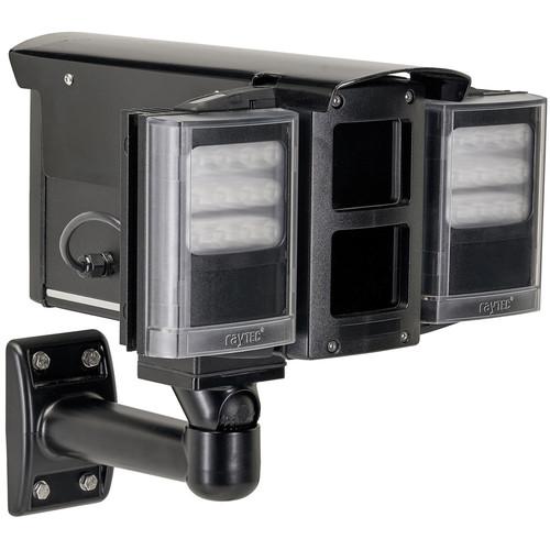 Raytec VARIO Lighthouse Kit with Semi-Covert LED Illuminators (Black)