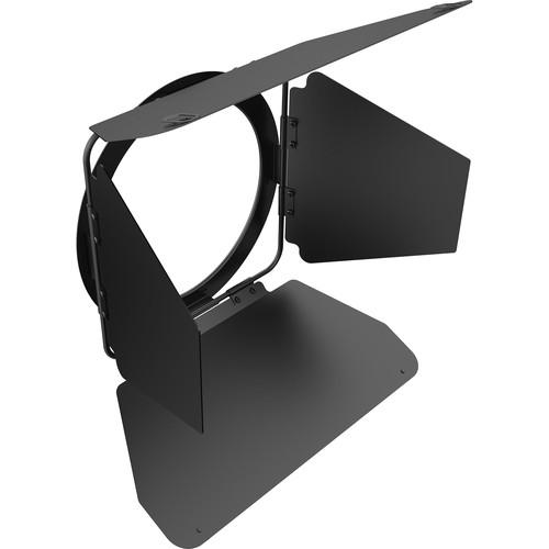 Rayzr 7 4-Leaf Barndoor for Rayzr 7 LED Fresnel