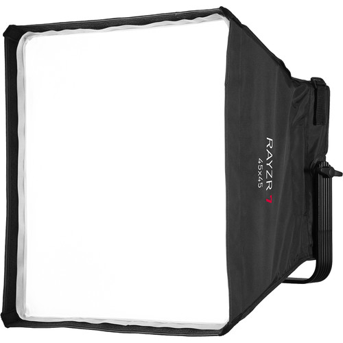 "Rayzr 7 R7-45 Softbox Kit with Grid for Rayzr 7 Without Bracket (17.7 x 17.7"")"