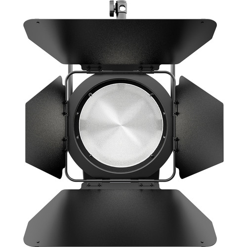 "Rayzr 7 7"" 300W Bi-Color LED Fresnel Light (Premium Pack)"