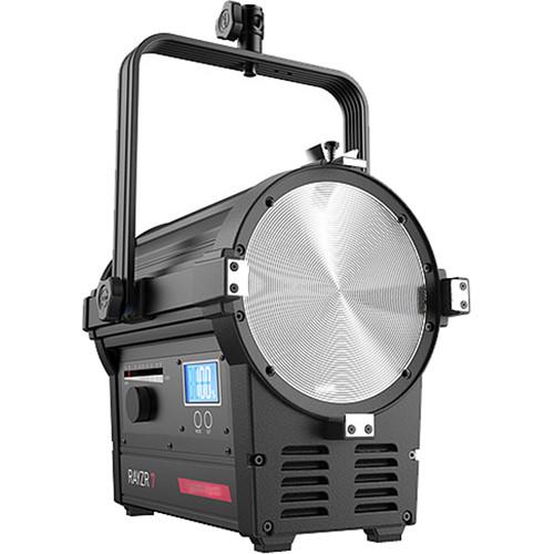 """Rayzr 7 7"""" 200W Bi-Color LED Fresnel Light (Standard Pack)"""