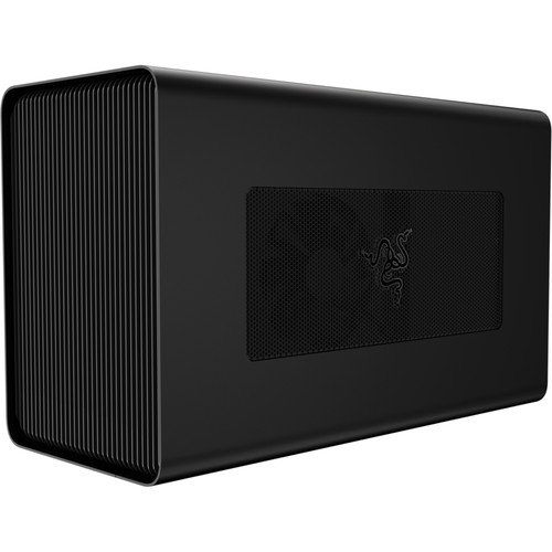 Razer Core X Thunderbolt 3 Graphics Expansion Chassis with 650W Power Supply