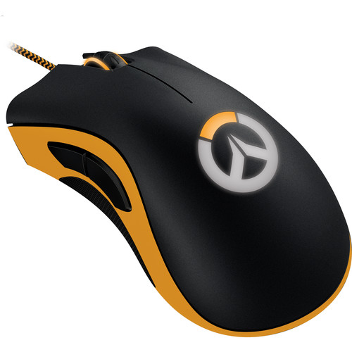 Razer DeathAdder Chroma Gaming Mouse (Overwatch Edition)