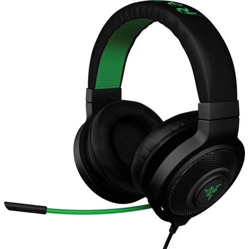 Razer Kraken Pro Analog Gaming Headset (Black)