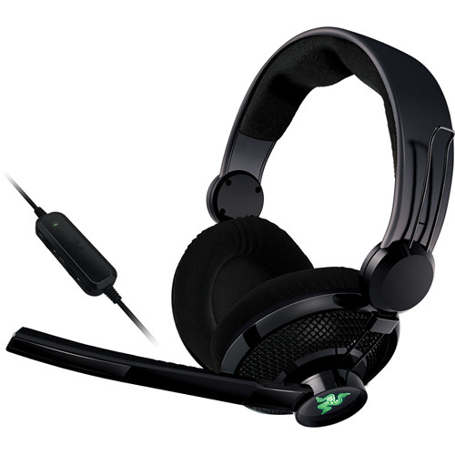 Razer Carcharias Gaming Headset for Xbox 360/PC