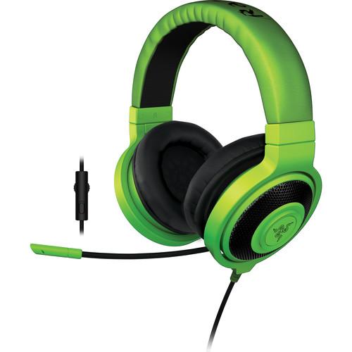 Razer Kraken Pro 2015 Gaming Headset (Green)