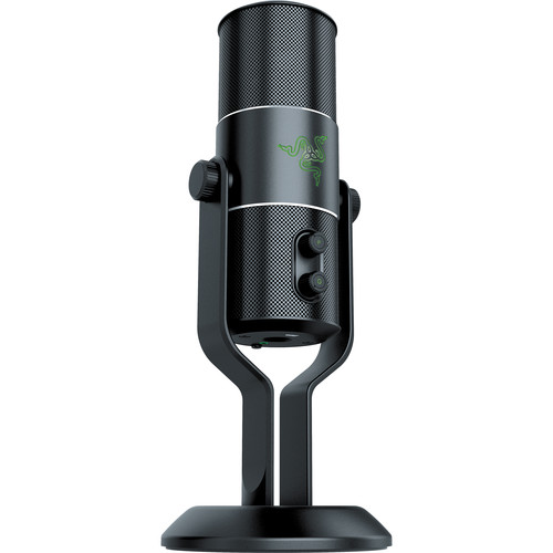 Razer Seiren Professional Studio-Grade Recording USB Digital Microphone