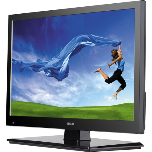 "RCA DECG22DR 22""-Class AC/DC Full HD LED TV and DVD Combo"