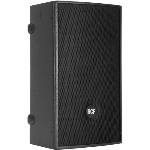 RCF 4PRO 1031-A Active 2-Way 800W Speaker (Black)