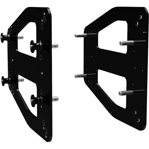 RCF Hardware for Coupling Two NX-L44A Column Arrays (0-15 Degrees)