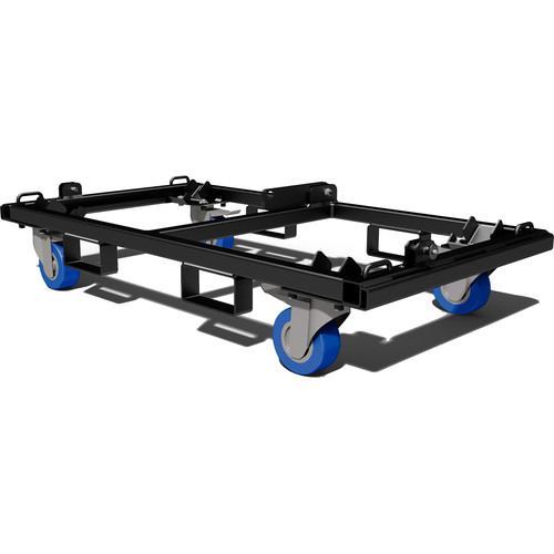 RCF Stackable Heavy Duty Steel Cart for Four HDL50-A Line Array Modules