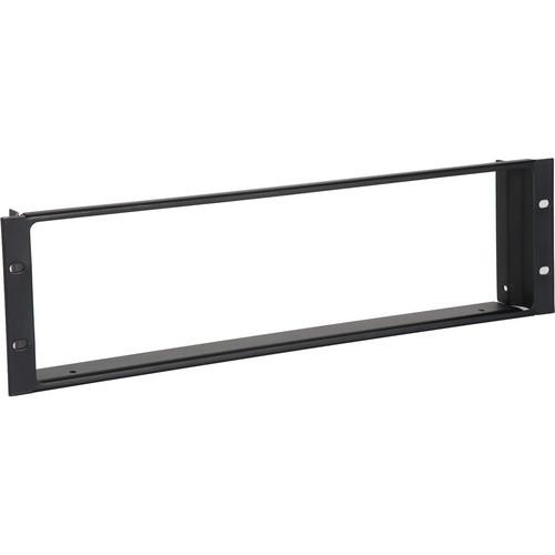 RCF AR 3000 Rack Support for ES 3160 & ES 3323 CD-USB/MP3 Digital Receiver Amplifier (Black)