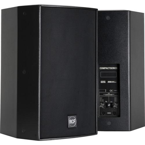 RCF C5215-64 Acustica 500W Compact 2-Way Passive Speaker (Black)