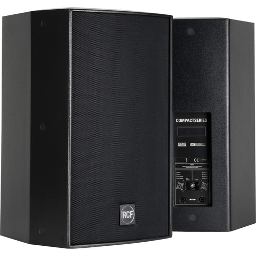 RCF C5215-64 Acustica 500W Compact 2-Way Passive Speaker (Black)